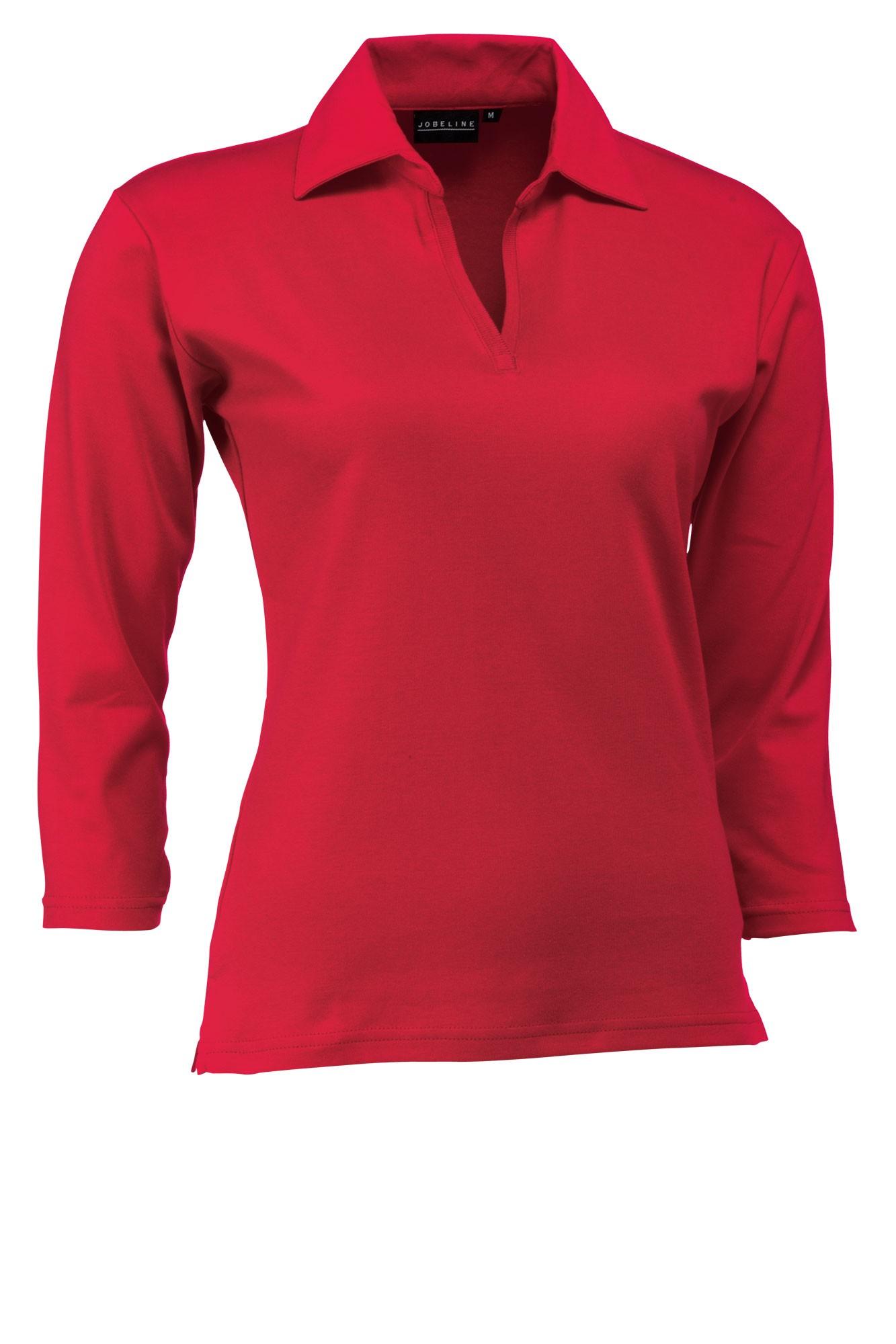 Dámské tričko Chiara - červená
