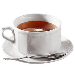 Podšálek na kávu s mlékem Valencia