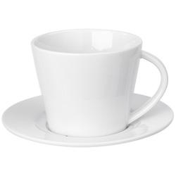 Podšálek na Café au lait  kónický