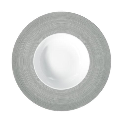 Gourmet hluboký talíř Assalto, 27cm, šedý