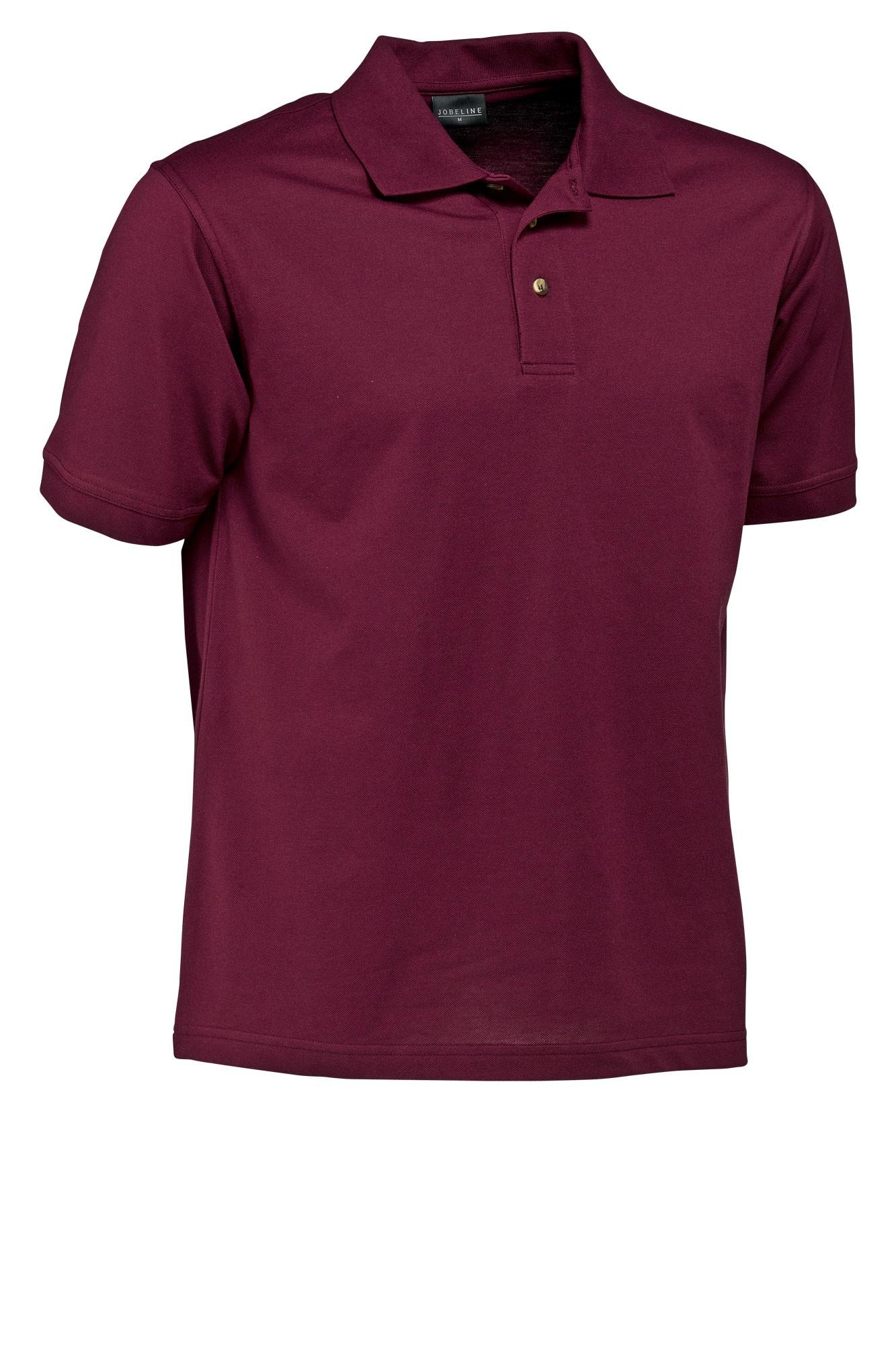 Pánské tričko Fly - bordó