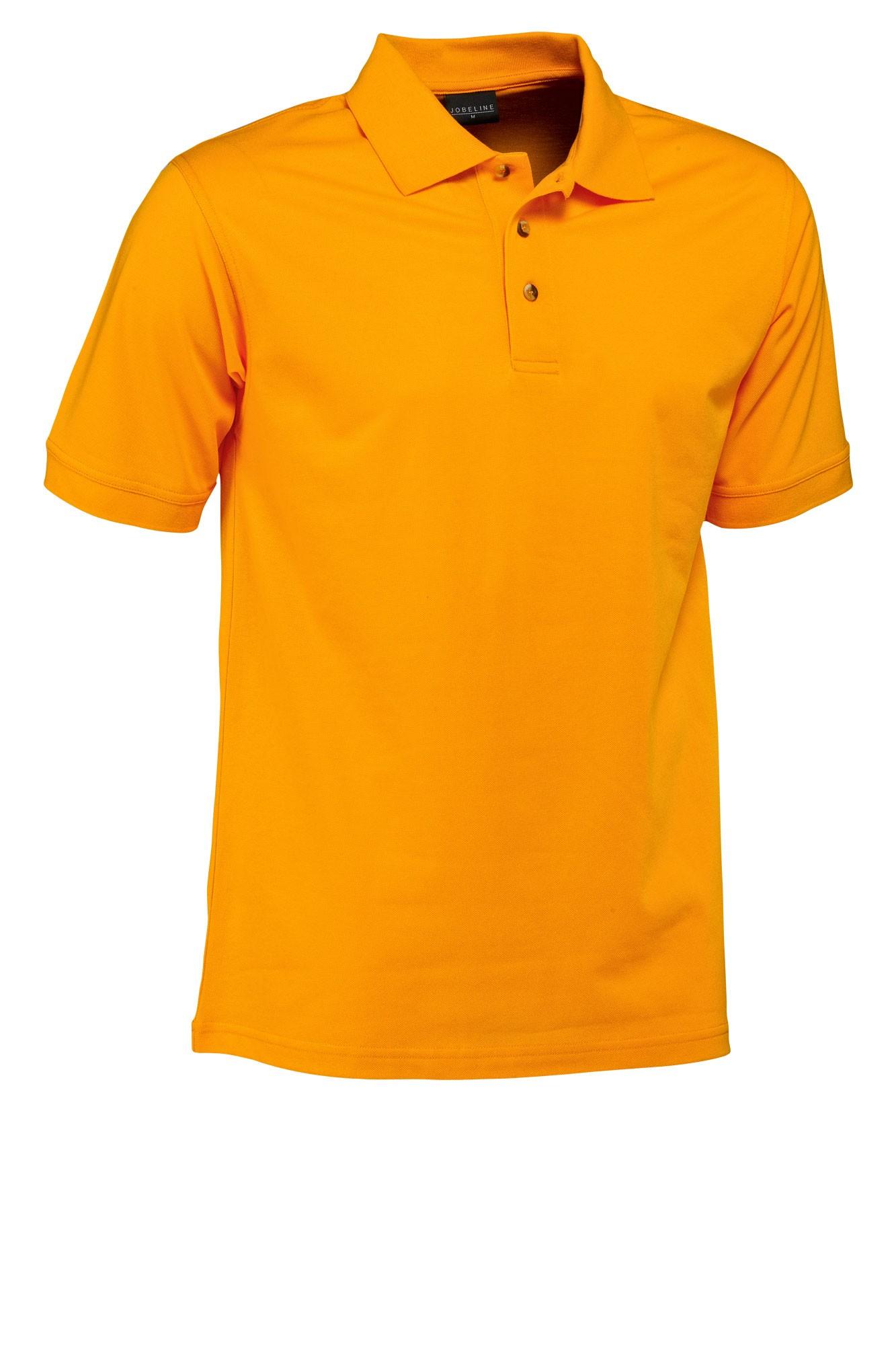 Pánské tričko Fly - mango