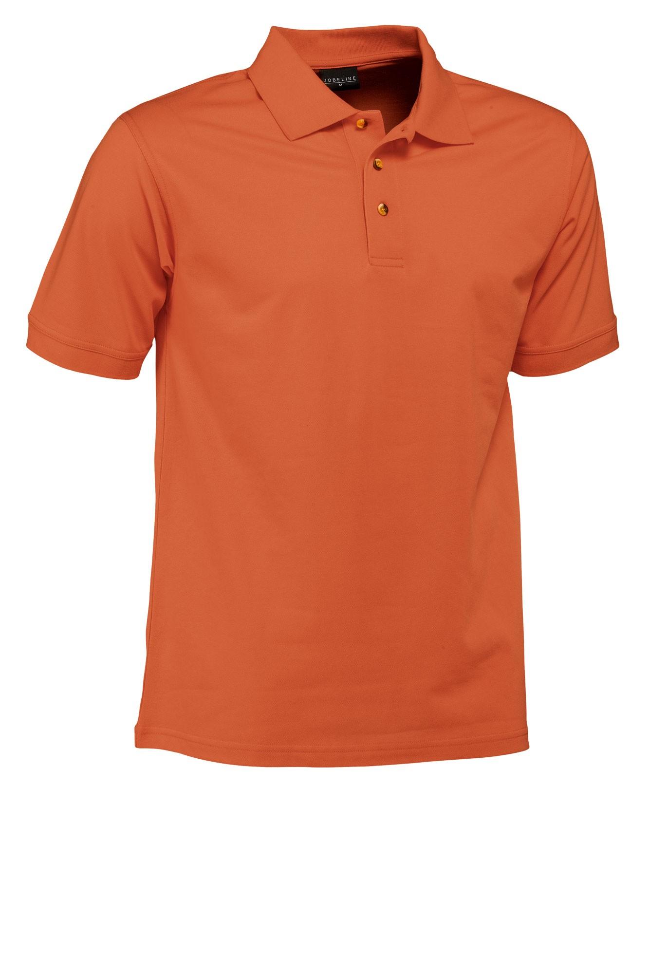 Pánské tričko Fly - rezavá