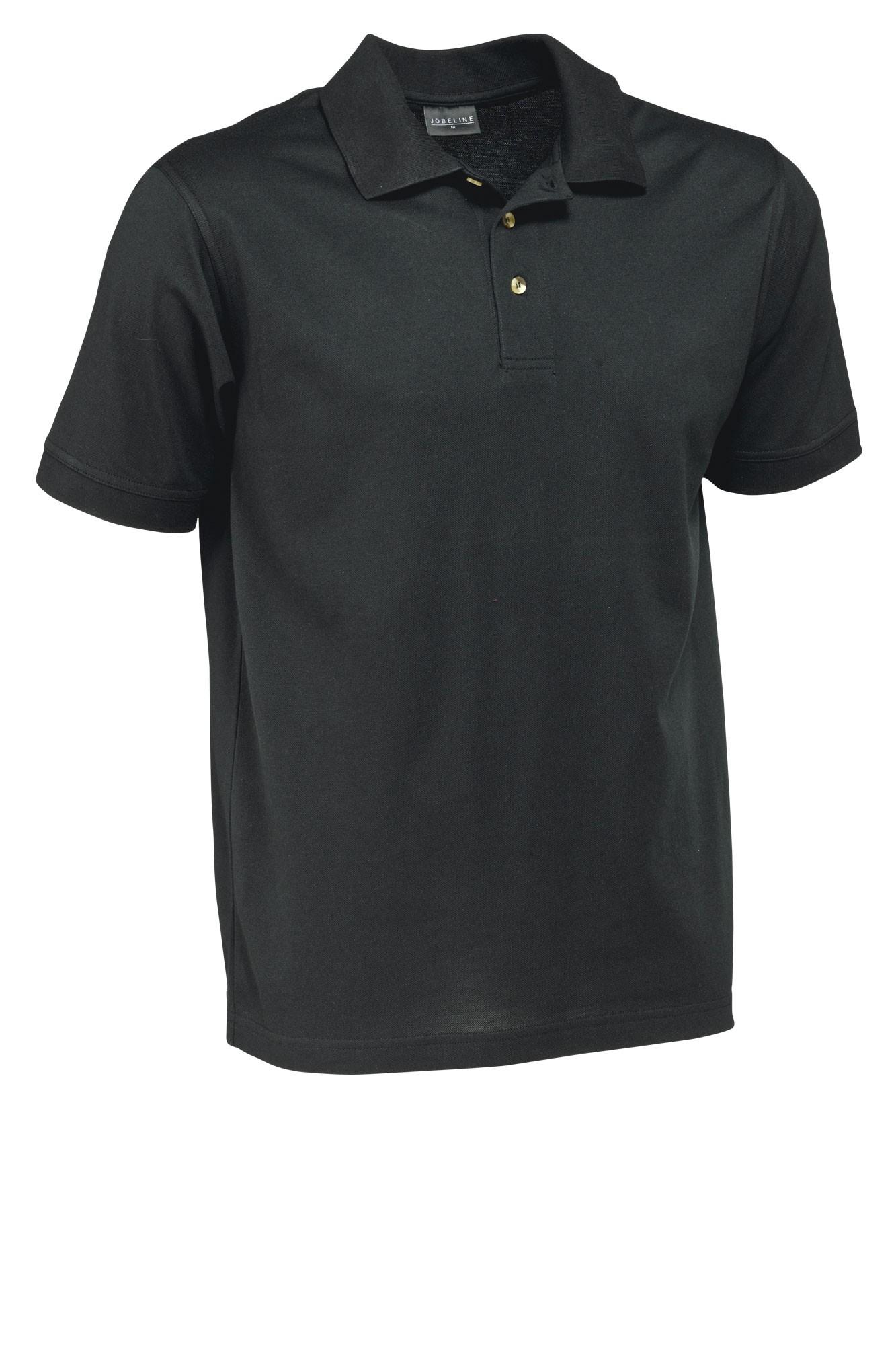 Pánské tričko Fly - černá