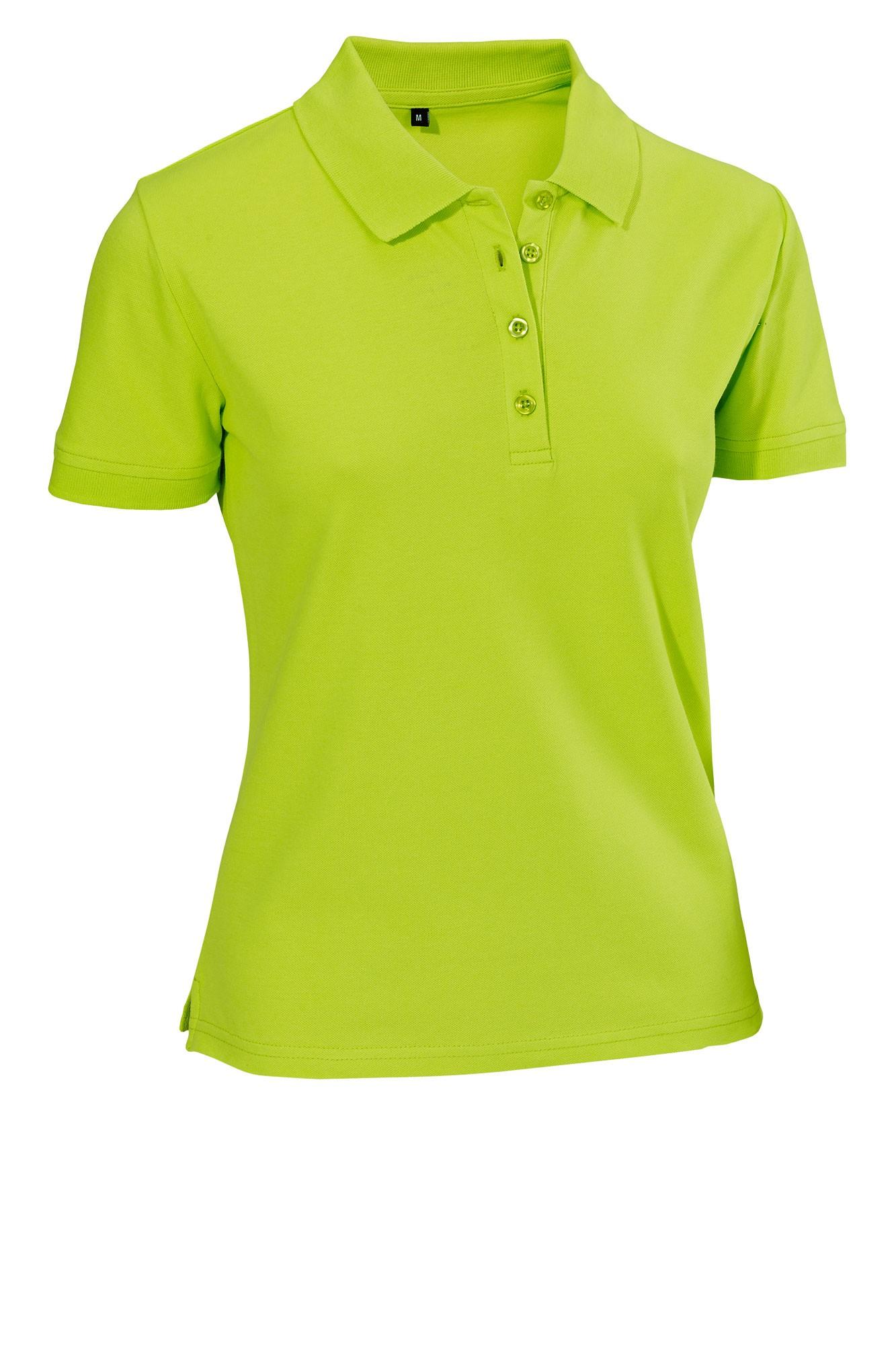 Dámské tričko Cato - jablíčková/krátký rukáv