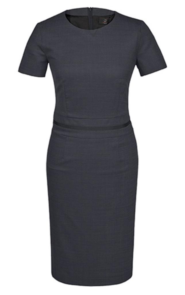 Dámské šaty černé