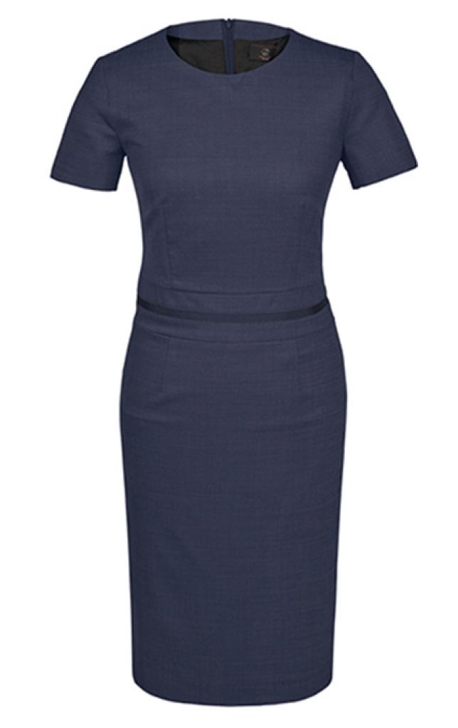 Dámské šaty tmavě modrá