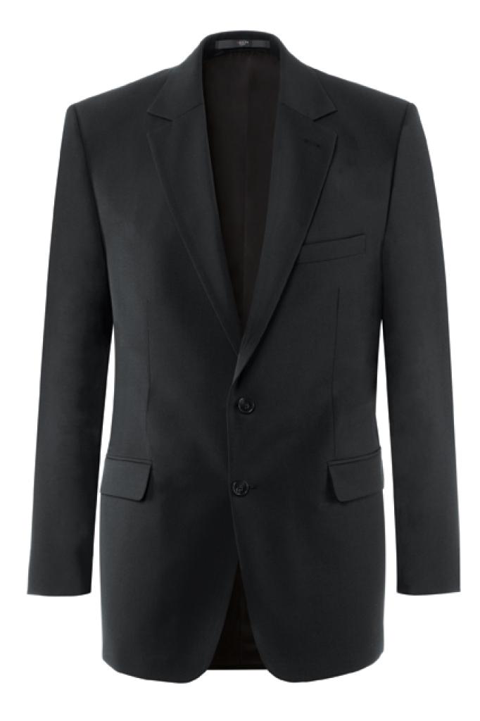 Pánské sako černé