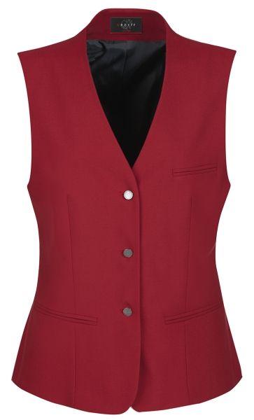 Dámská vesta červená