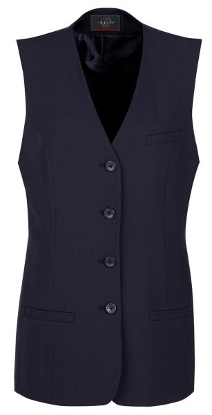 Dámská vesta námoř. modrá