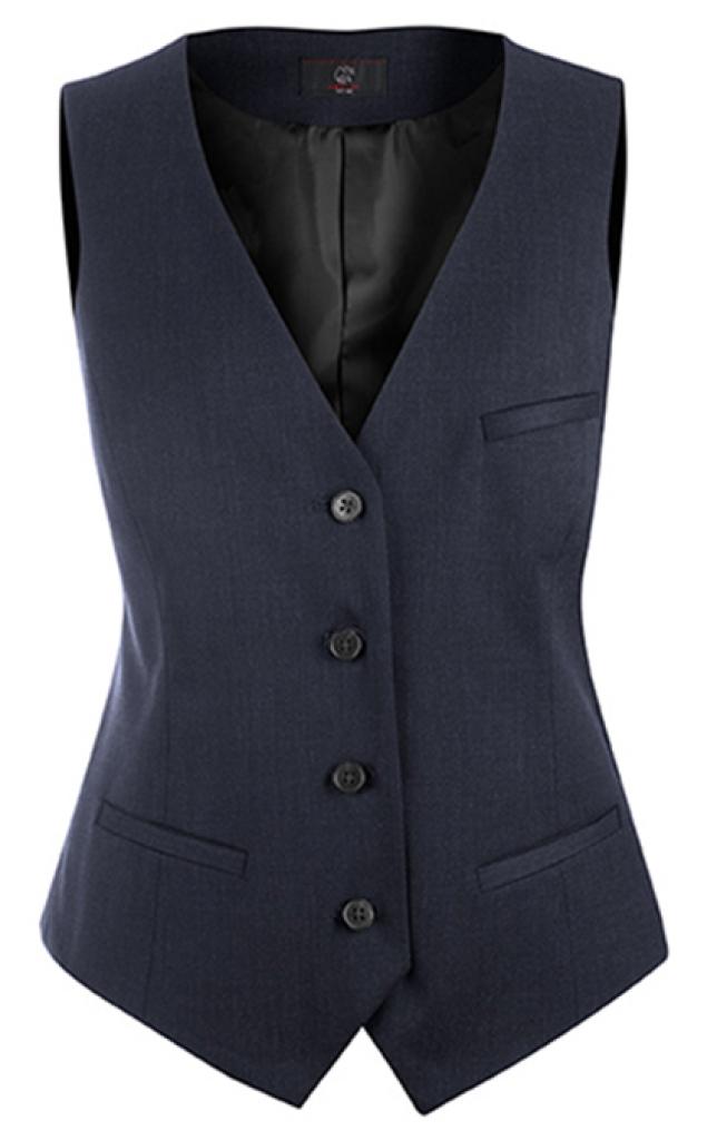 Dámská vesta námořnická modrá