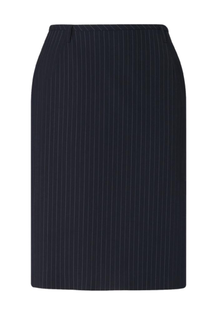 Dámská sukně námoř. modrá - proužek