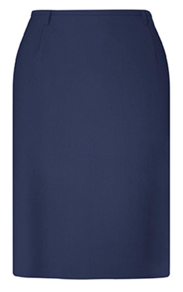 Dámská sukně královská modrá