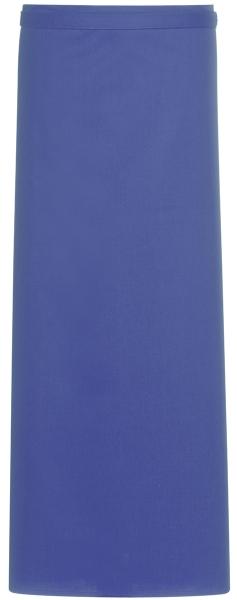 Zástěra královská modrá