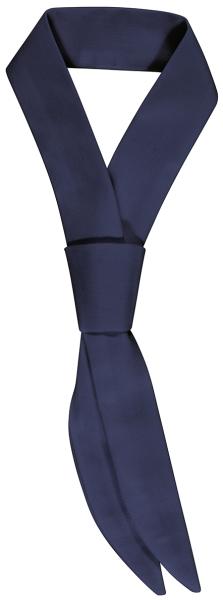 Kravata servis námoř. modrá