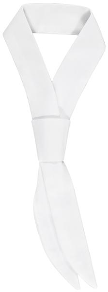 Kravata servis bílá