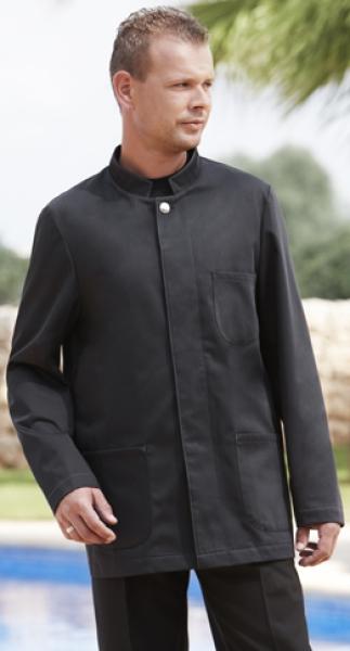 Pánské sako Mao černé