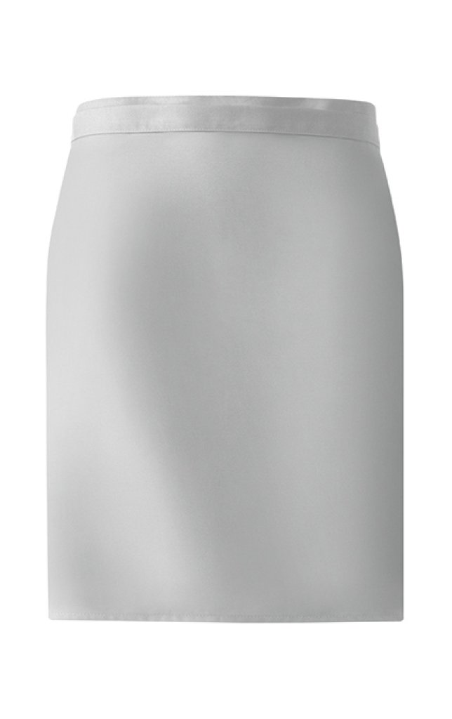Zástěra stříbrnošedá