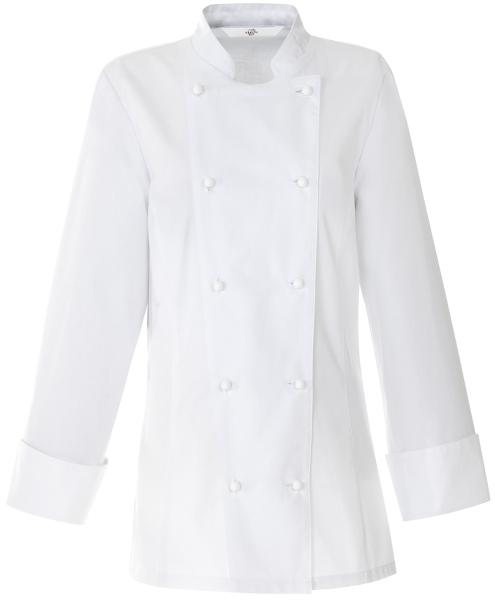 Dámský kuchařský rondon bílý