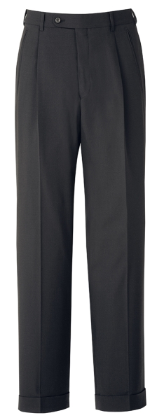 Pánské kalhoty antracit