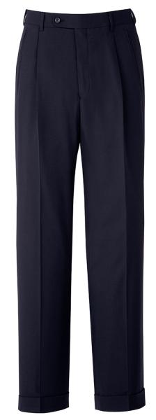 Pánské kalhoty námoř. modrá
