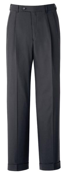 Pánské kalhoty šedé