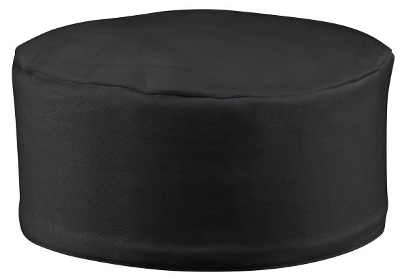 Kuchařská čepice černá