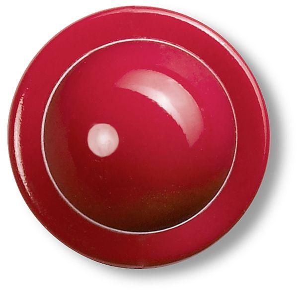 Knoflíky do rondonu-červené