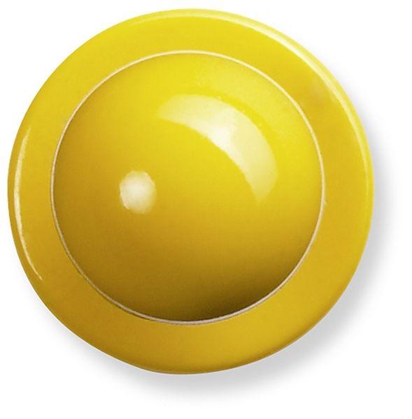 Knoflíky do rondonu-žluté