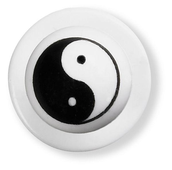 Knoflíky do rondonu-Ying Yang