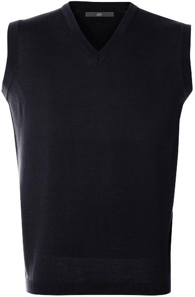 Pánská vesta černá