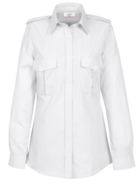 Dámská košile pilotka dl. rukáv bílá