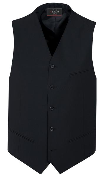 Pánská vesta černá | 66/444