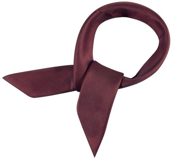 Šátek bordó