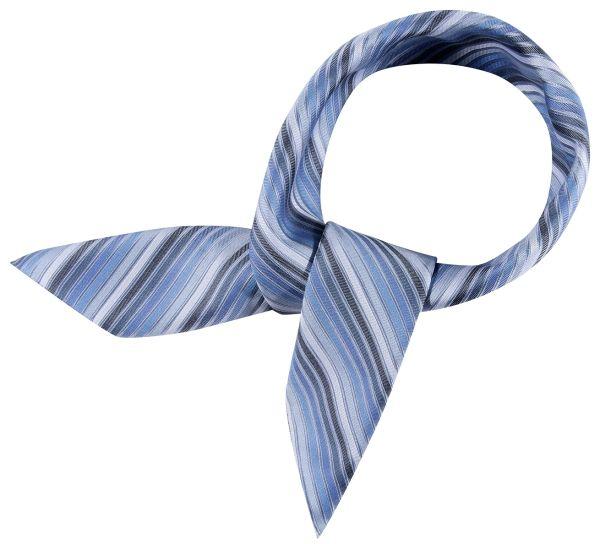 Šátek modrý-proužek
