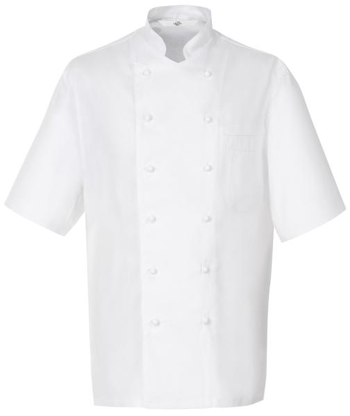 Kuchařský rondon bílý-kr, rukáv