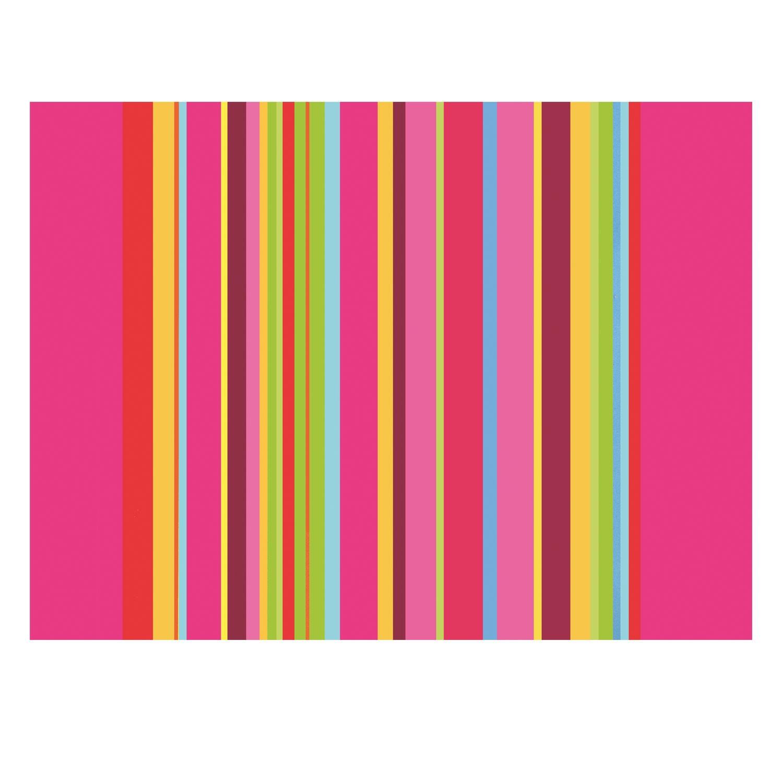 Papírové prostírání Banda, 30x40 cm - vícebarevná