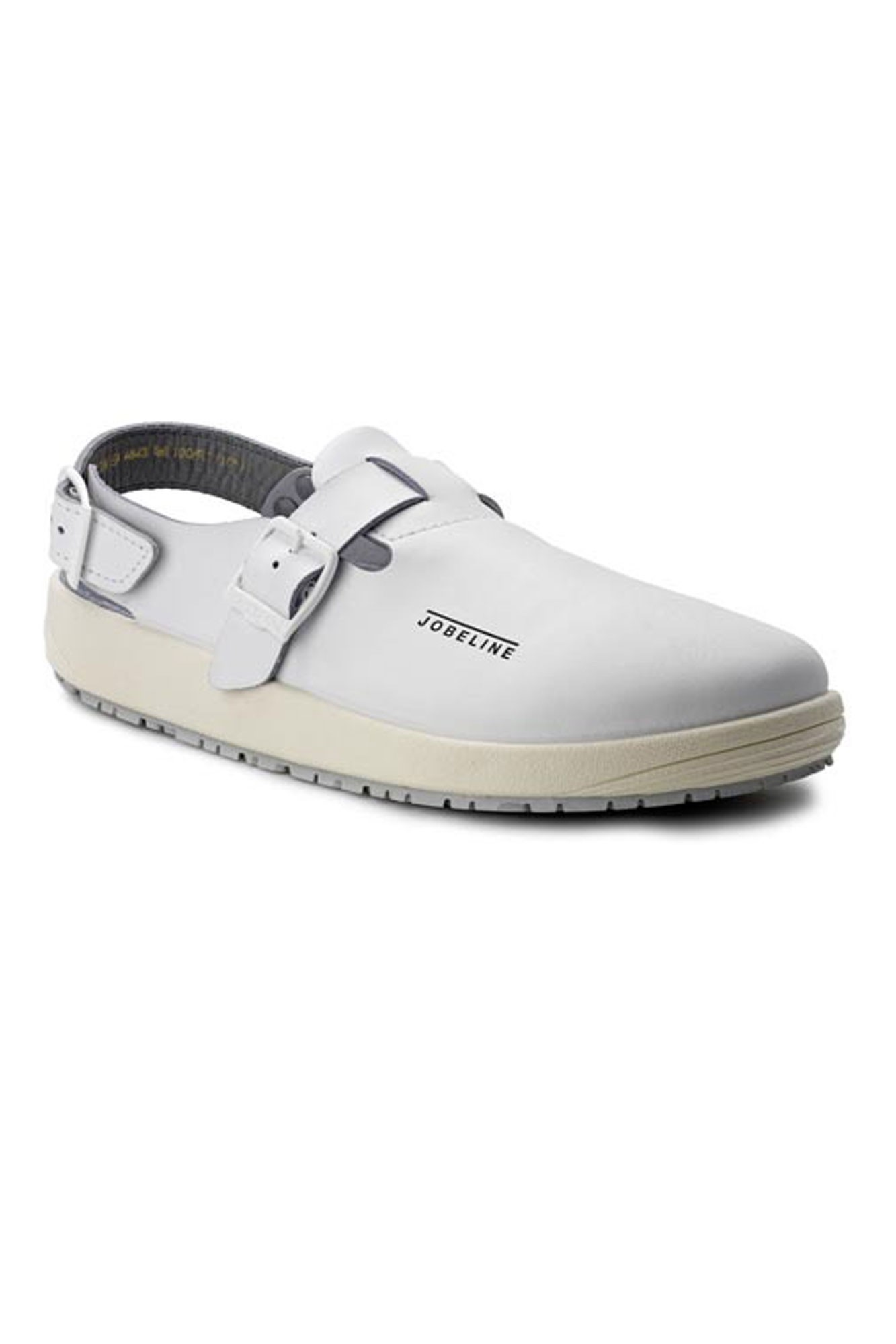 Kuchařské pantofle Salerno - bílá