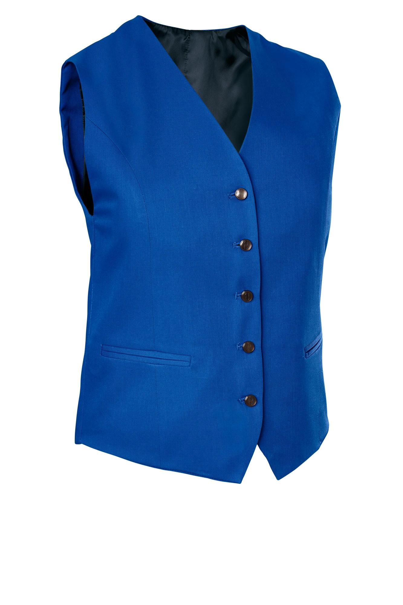 Dámská vesta Bistro - modrá