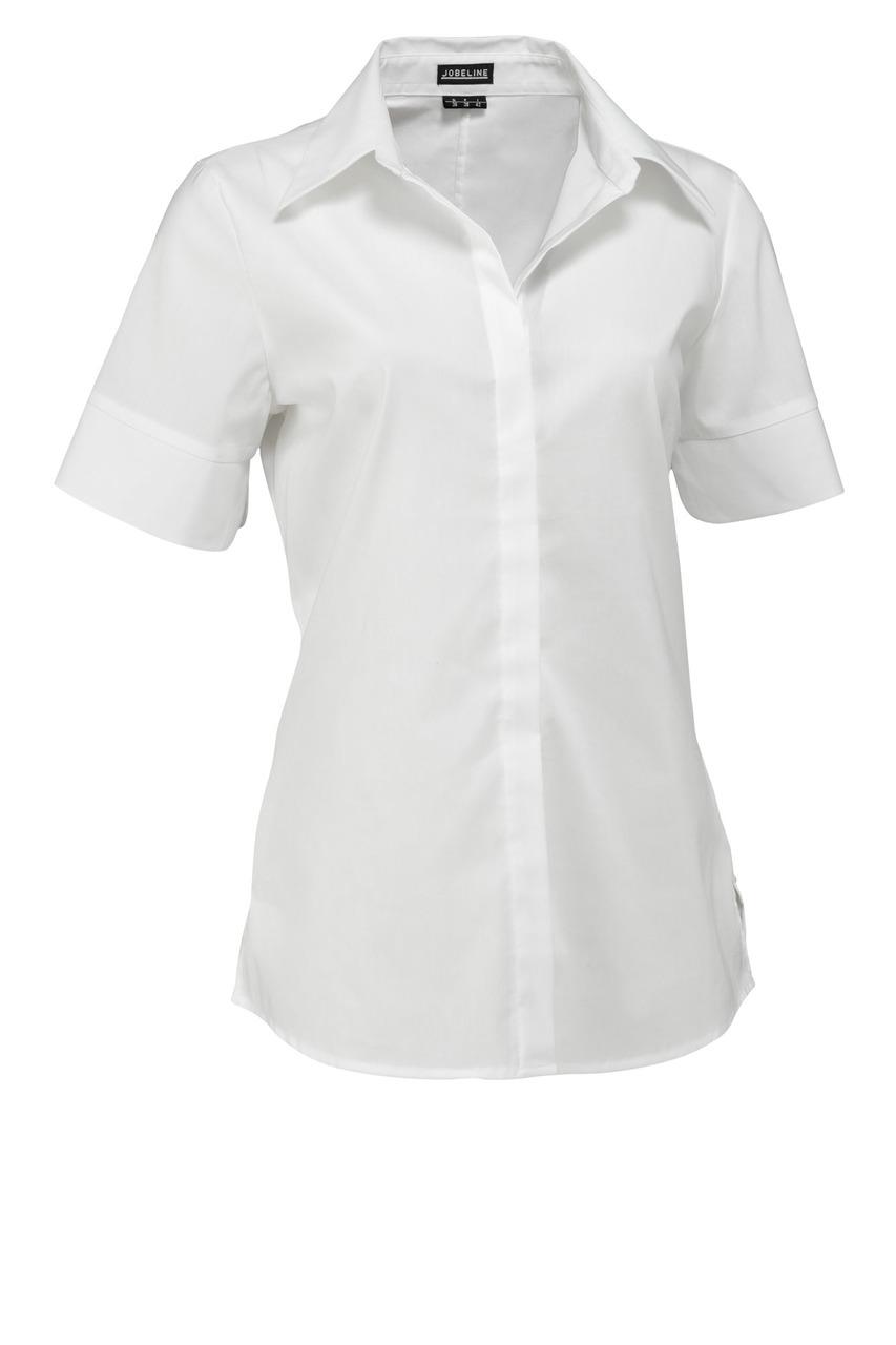 Dámská blůza Fiore - bílá/krátký rukáv