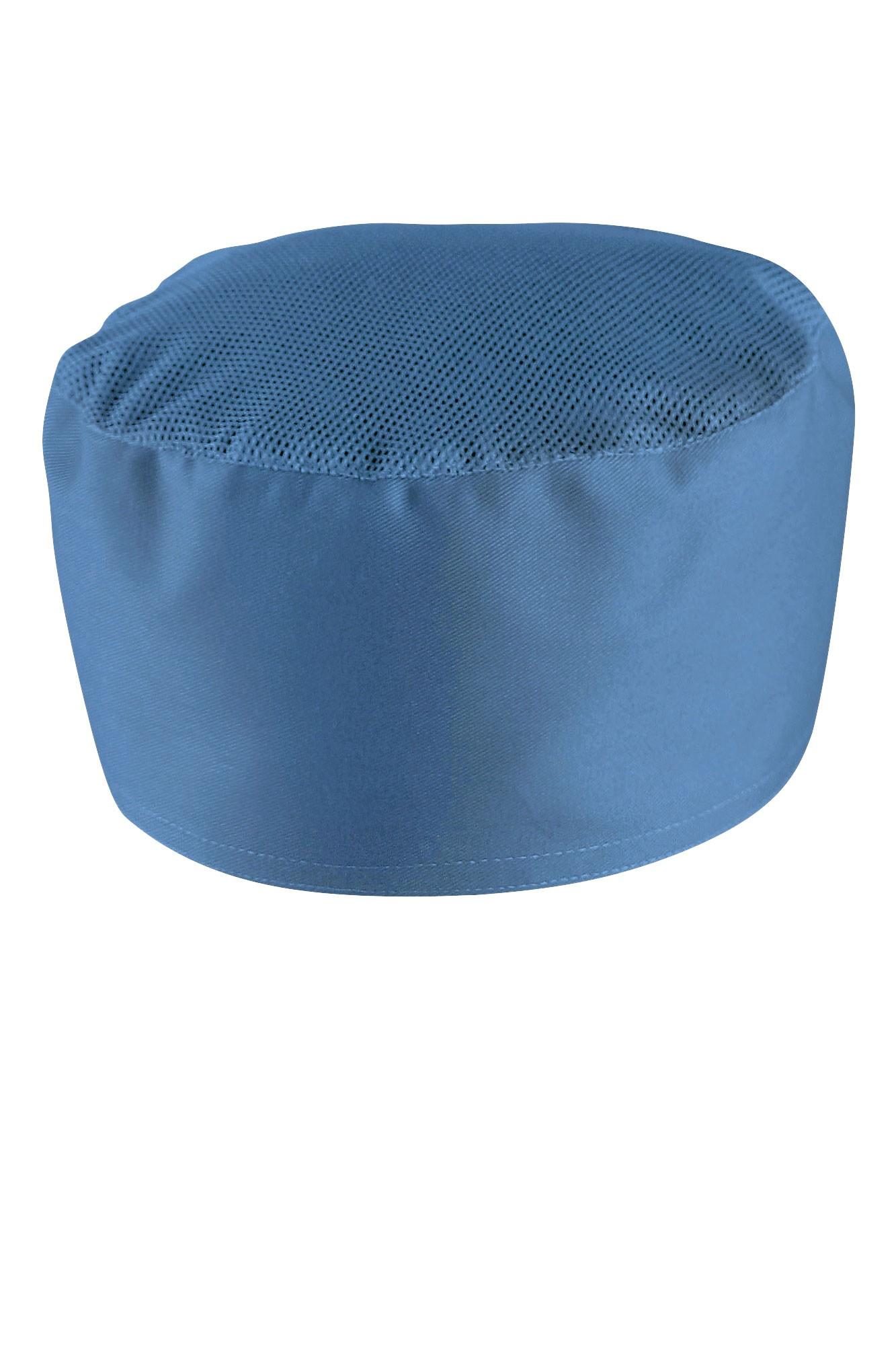 Kuchařská čepice Scull - královská modrá
