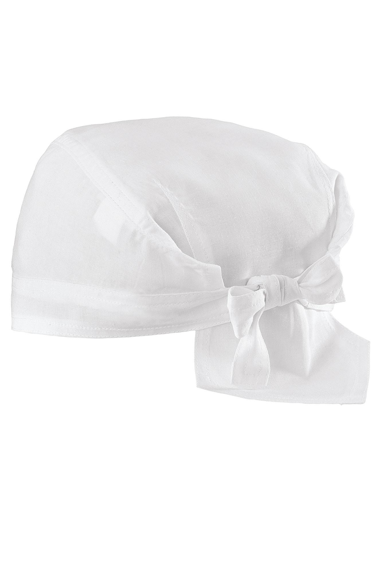 Šátek Bandana - bílá