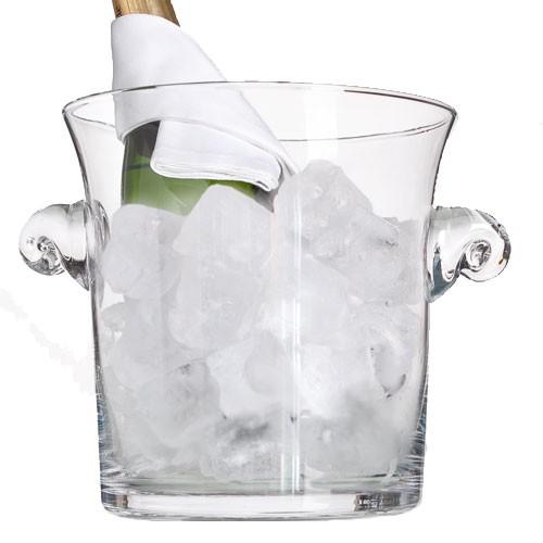 Chladící nádoba z foukaného skla