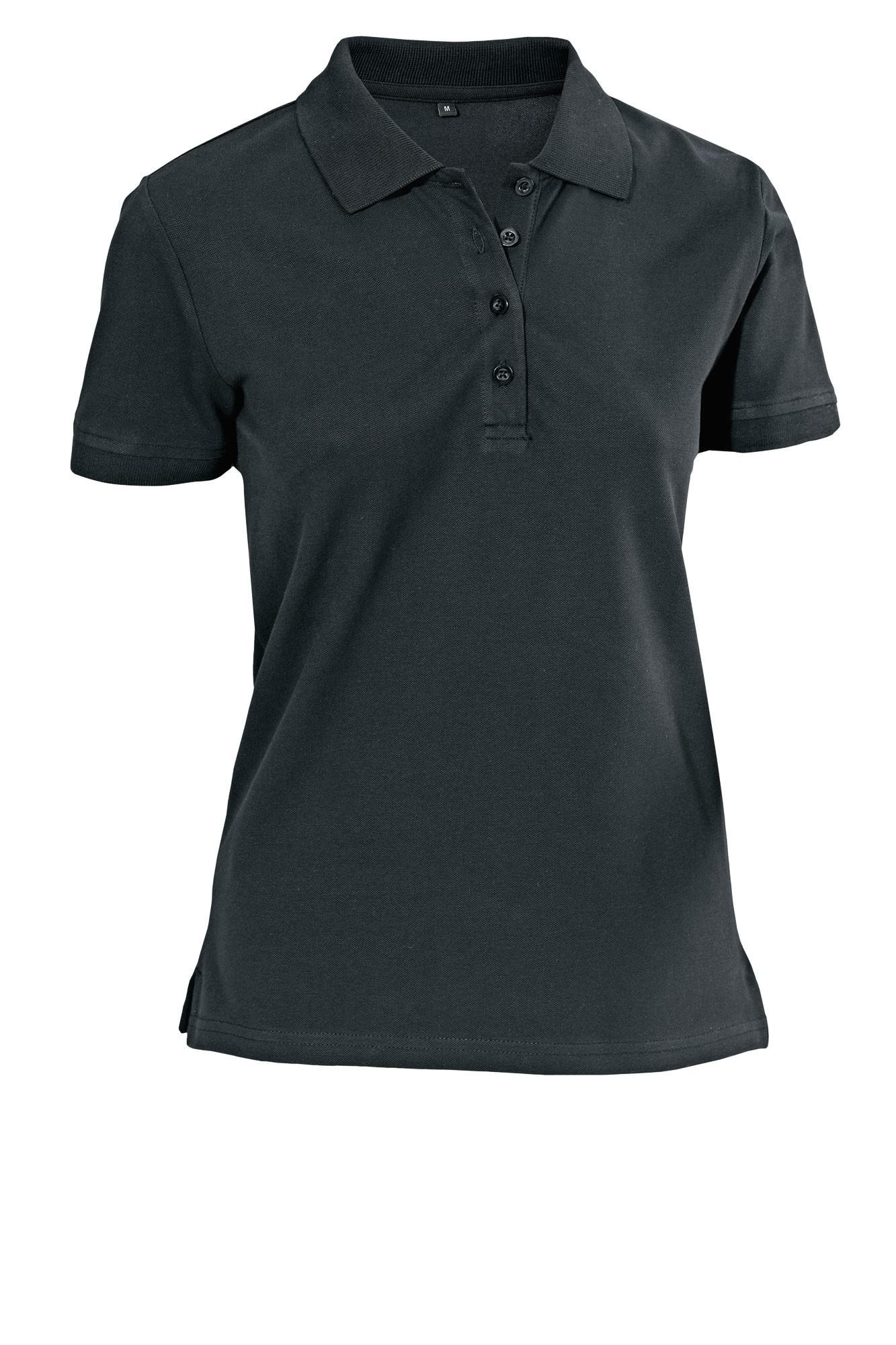 Dámské tričko Cato - černá/krátký rukáv