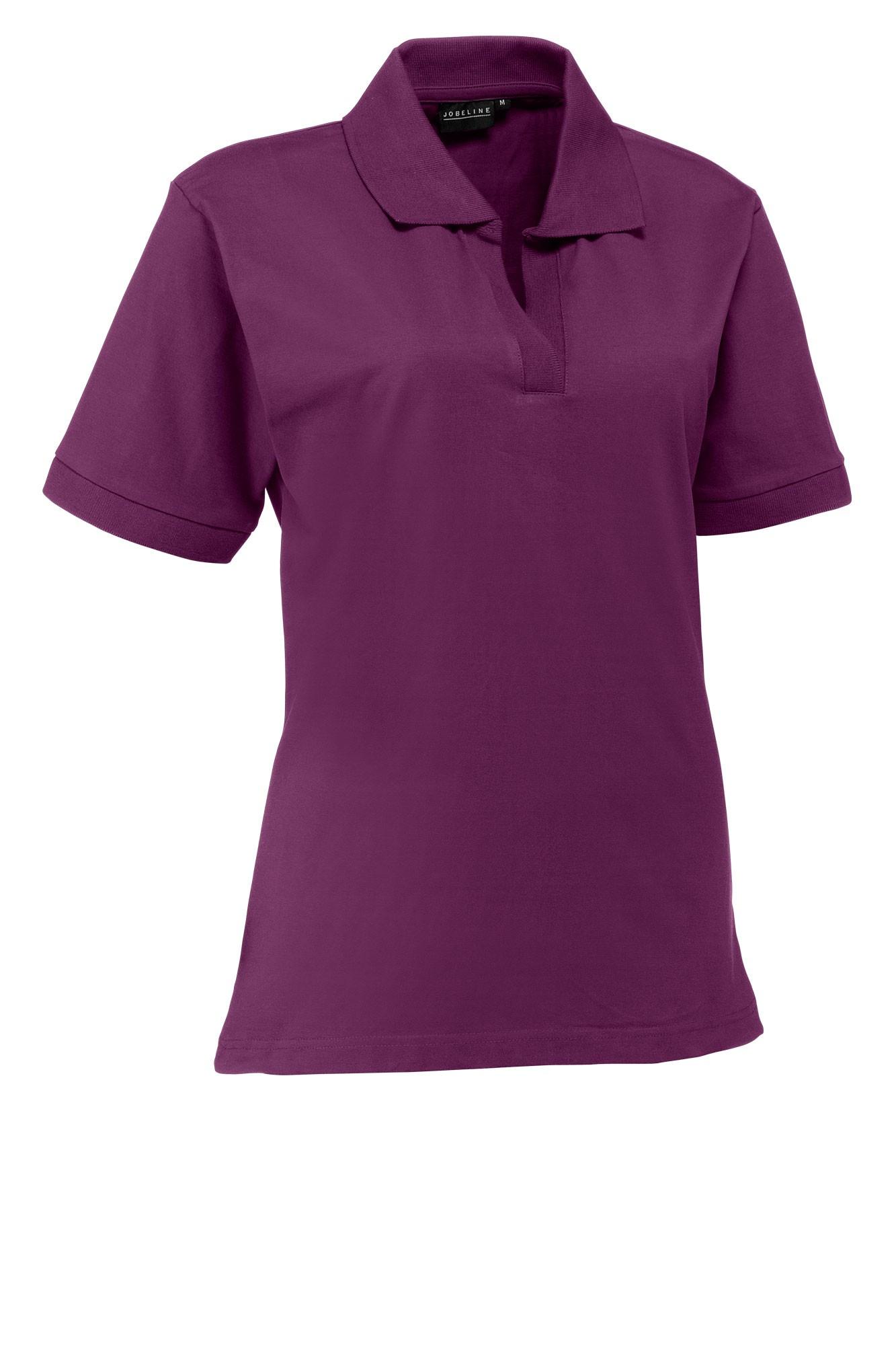 Dámské tričko Benita - švestková