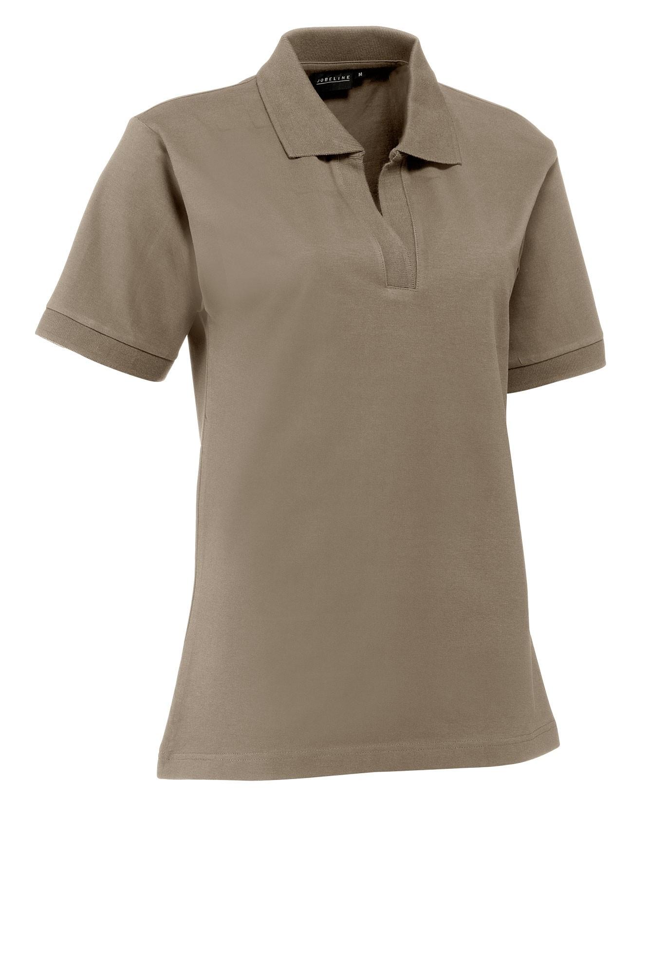 Dámské tričko Benita - šedohnědá