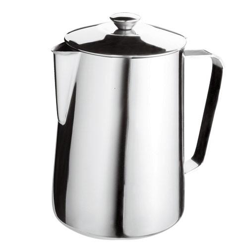 Konvice na čaj a mléko s pokličkou