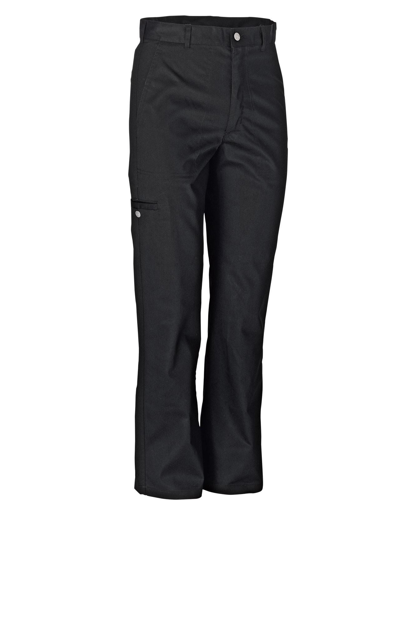 Pánské kalhoty Francis - černá