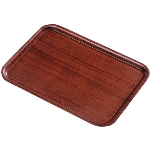 Podnos z lisovaného dřeva