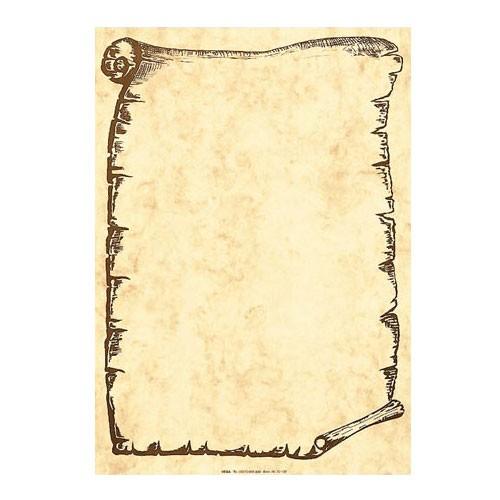 Vkládací papíry Pergamen